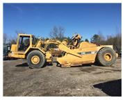 2000 CATERPILLLAR 615C II W/ PUSH PAN