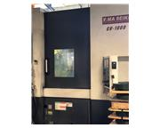 "YAMA SEIKI, GV 1000, 40.16"" SWING, NEW: 2011"