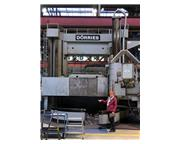 "141"" Dorries CT-360 CNC Vertical Boring Mill"