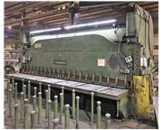"""Cincinnati 5FLS20 5/8"""" x 240"""" Hydraulic Squaring Shear"""
