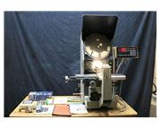 "14"" Screen Nikon H14B, NEW 1985, QUADRA-CHEK III DRO, OPTICAL COMPARATOR, 10X/20X/50X"