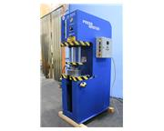 "20 Ton 12"" Stroke Pressmaster CFP-20 HYDRAULIC PRESS"