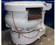 21 cu.ft. Vibra Finish # FC-V-600ULN , bowl type vibratory finisher, 10 HP, 2008, #8445HP