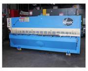"""1/4"""" x 10' Atlantic # HDE10X1/4 , hyd power shear, 39"""" FOPBG w/indicator, sq.arm"""