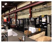 AMADA GEMINI FO-3015, 4,000 WATT, APPROX.50,000 HRS,MFG:2002