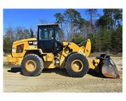 2015 CATERPILLAR 930M W/ QUICK CONNECT & CAB W/ A/C & HEAT - E7085