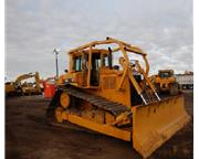 1996 CATERPILLAR D6H LGP W/ SWEEPS & ENCLOSED CAB W/ A/C & HEAT - E