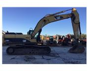 2008 CATERPILLAR 330DL / CAB W/ A/C & HEAT - E6978