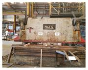 PACIFIC 300 TON HYDRAULIC PRESS BRAKE