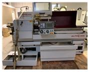 1999 Harrison Alpha 400 Plus CNC Flat Bed Teach Lathe