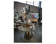 2 HP BRIDGEPORT SERIES I VERTICAL MILL