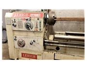 "32"" x 200"" Lehigh Engine Lathe Model 32200B Inch/Metric Threads"