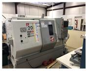 2008 Haas SL-20T CNC Turning Center