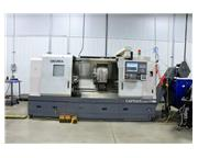 "24.4"" Swing 49.21"" Centers Okuma Captain L470/1250 CNC LATHE, P200Lw/One Touch I"