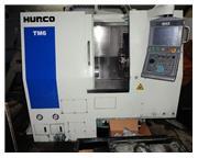 "13"" Swing 15.86"" Centers Hurco TM-6 CNC LATHE, Hurco CNC, 6""chk., Tailstck"