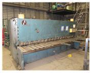 """Amada 1/2"""" x 13' H-4013 Hydraulic Plate Squaring Shear"""