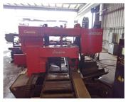 "24"" x 20"" AMADA HKB 6050 CNC Horizontal Band Saw, 2003"