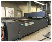6' x 12' Mitsubishi MWX-3 Waterjet Cutting Machine