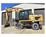 2012 CATERPILLAR M318 D W/ PLUMBING ON STICK & CAB W/ A/C & HEAT -