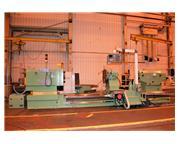 Poreba TCF-200/5M Heavy Duty CNC Lathe