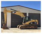 2009 CATERPILLAR 320 DL ENCLOSED CAB W/ A/C & HEAT - E7130