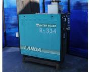 Landa # WB-15D , Water Blaze Waste Water Evaporator, 15 GPH, 4 cfm @ 80-100 psi, 76 gal. t