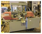 Behringer Automatic Horizontal Dual Column Band Saw, Model HBP-313A