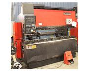 AMADA HYDRAULIC CNC PRESS BRAKE MODEL FINE ALPHA BENDER 1025 EX-II