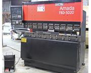 1996 55 Ton, Amada, FBD5020 Press Brake