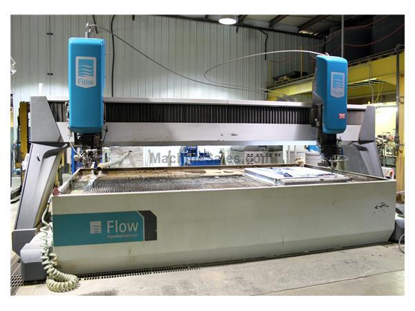 Flow Waterjet Model M4C 4020 Dual,  New 2012
