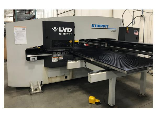 LVD/STRIPPIT S1225 THICK TURRET 2008
