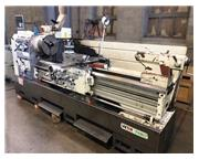 "24""/32""x80"" Victor Gap Bed Lathe,2480T, 15"" 3-Jaw Chuck"