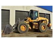 2012 VOLVO L60G W/ REAR CAMERA & CAB W/ A/C & HEAT - E7122