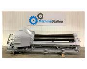 10′ X 1/2″ BERTSCH PLATE ROLLING MACHINE