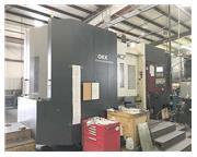"OKK HM-1000s, Fanuc 31i CNC Control, X=55"", Y=43"", Z=39"", (2"