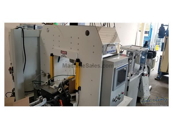 Used 10 Ton, Custom , hydraulic stamping press, Allen