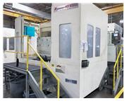 "80.31"" X Axis 51.97"" Y Axis Kitamura Mycenter HX1000i HORZ MACHINING CENTER, Ful"
