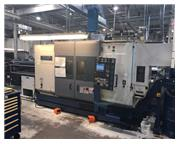 Mori Seiki MT-2000SZ CNC LATHE, MSX-501, 40ATC, Subspindle, Y-Axis, LNS Quickload