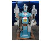 "12"" Baldor # 1215W , double end pedestal grinder, 12"" x 2"" whl, 1800 RPM, 1"
