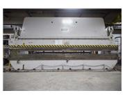 """400 Ton, Accurpress # 740024 , CNC, 24' OA, 20'6"""" BH, 10"""" str., 10"""" thr., H"""