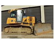 2012 DEERE 750K LGP CAB W/ A/C & HEAT - E7089