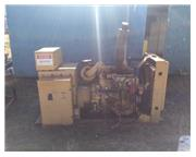60 kW Caterpillar Diesel Generator Set