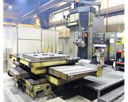 "4.33"" Kuraki CNC Table Type Horizontal Boring Mill"