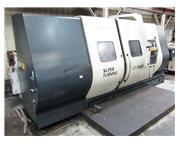 JOHNFORD ST-130DX Large Capacity CNC Slant Bed Lathe