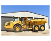 2003 VOLVO A30D ENCLOSED CAB W/ A/C & HEAT - E7125