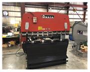 1985 Amada RG80S, 6' x 88 Ton Hydraulic Press Brake