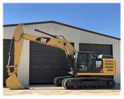 2012 CATERPILLAR 324EL W/ ENCLOSED CAB W/ A/C & HEAT E7105