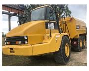 2012 Caterpillar 725 - 6x6 - 25 Ton - Cab w/ A/C & Heat 725 - R5916
