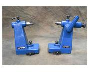 K.O. Lee B6022, PAIR OF TAILSTOCKS GRINDER ATTACHMENT