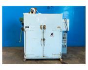 """48"""" W x 48"""" H x 30"""" D Precision Quincy #40B-550 GAS, 500°F, Honeywell PLC,"""